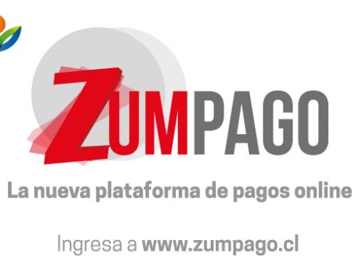 Zumpago la Nueva Plataforma de Pago Online
